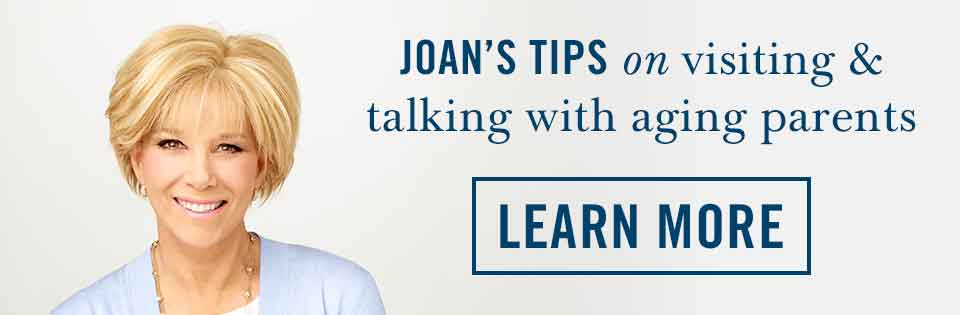 Expert Advice & Joan's Tips