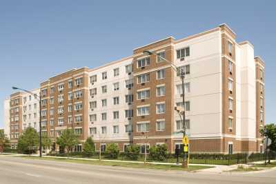 Senior Suites of New City Community Exterior