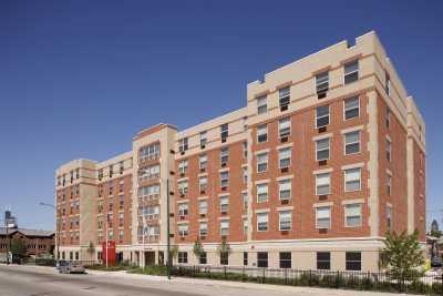 Senior Suites of Bridgeport Community Exterior