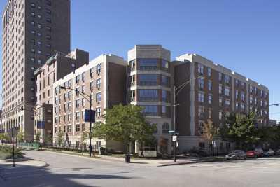 Senior Suites of Central Station Community Exterior