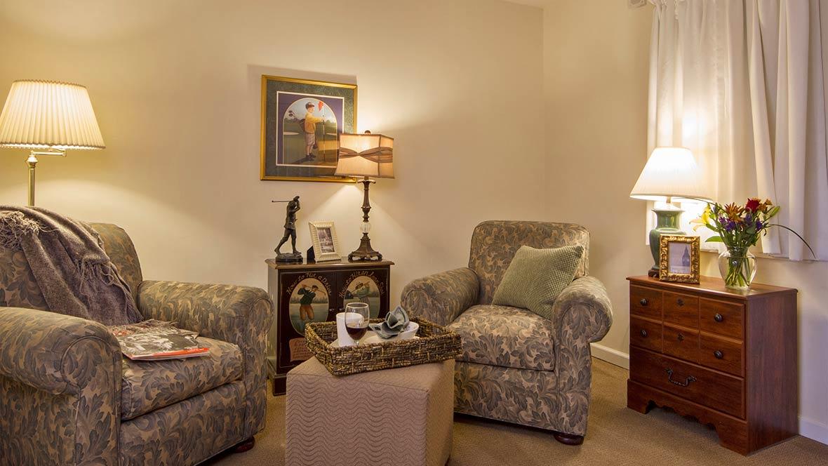 Atria Park of Ann Arbor Living Room