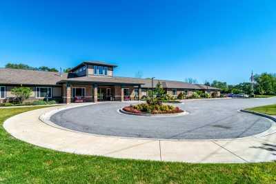 Porter Place Memory Care community exterior
