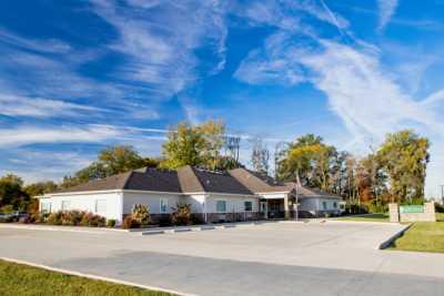 Cedarhurst of Greenville community exterior