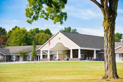 Cedarhurst of Sparta community exterior