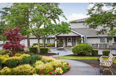 Cogir of Bothell Community Exterior