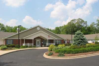 Charter Senior Living of Park Louisville Community Exterior
