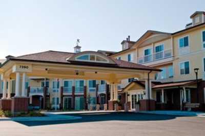 Lakeview Senior Living Facility Exterior