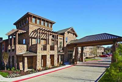 Isle at Watercrest - Mansfield Community Exterior