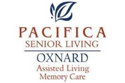 Pacifica Senior Living Oxnard Community Logo