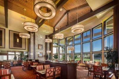 Meridian at Stone Creek dining room