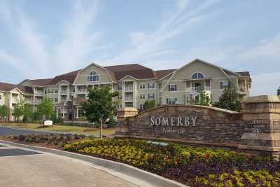 Somerby of Peachtree City Community Exterior