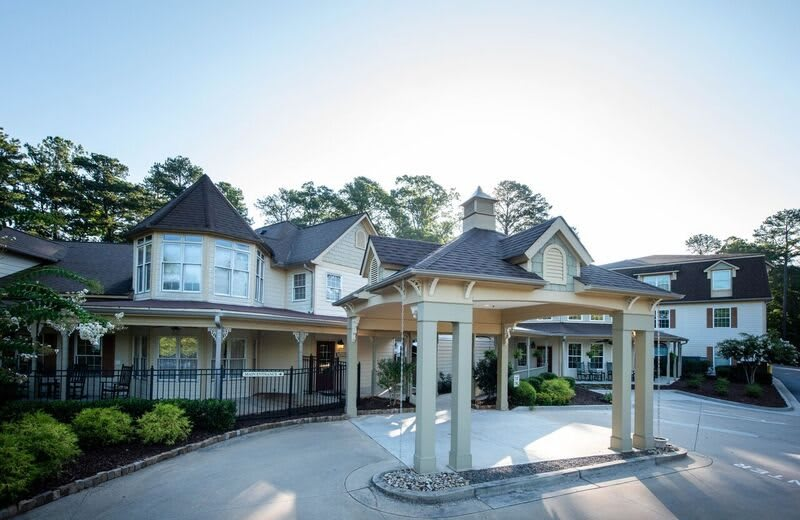 The Landings at Norcross Community Exterior