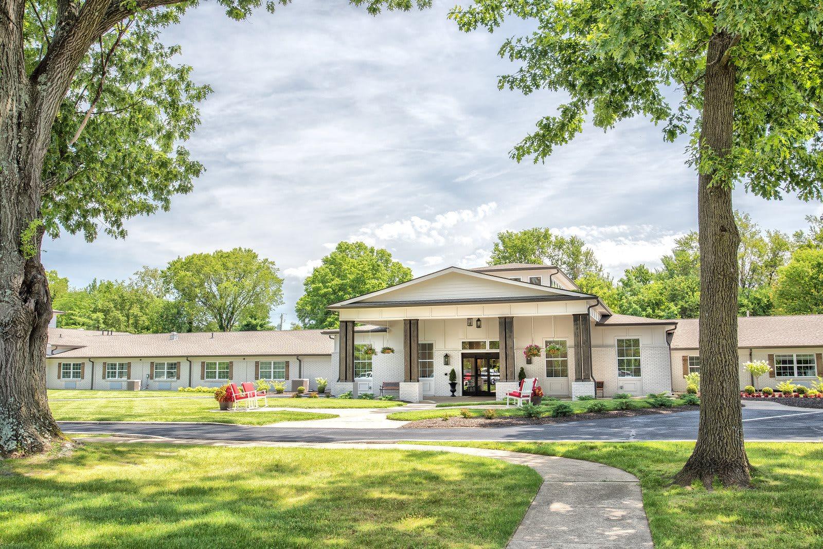 Dominion Senior Living of Louisville Community Exterior