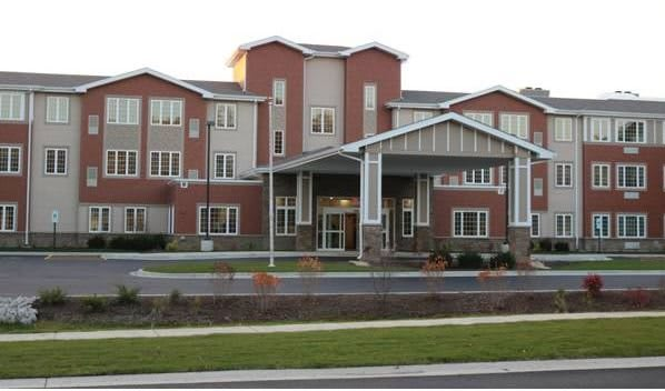 Lacey Creek Supportive Living Community Exterior