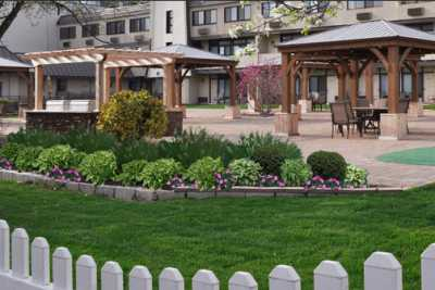 The Arbors at Islandia - East and West Outdoor Common Area