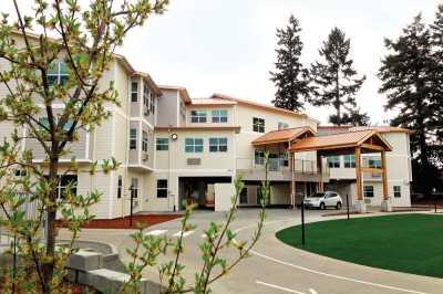 Pacifica Senior Living Vancouver Community Exterior