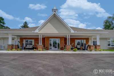 Grandhaven Living Center Community Exterior