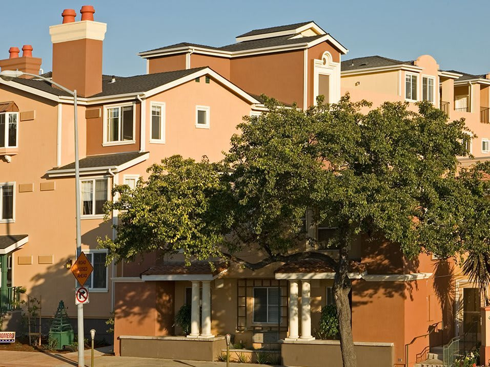 Avila Senior Living at Downtown SLO Facility Exterior