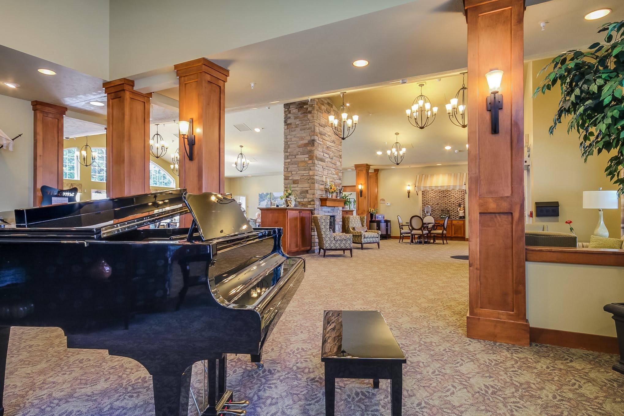 Boulder Creek Assisted Living & Memory Care Piano