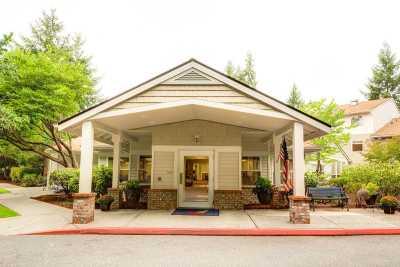 The Gardens at Marysville Community Entrance