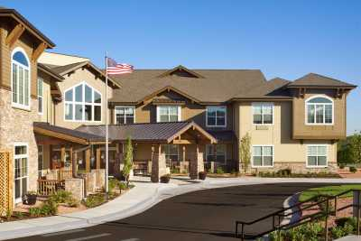 MorningStar Assisted Living & Memory Care of Wheat Ridge community exterior