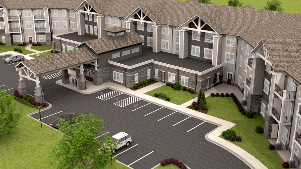 Madison Crossings (Opening Fall 2021) Community Campus