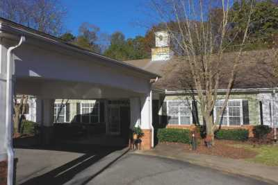 The Retreat at Gaffney Community Entrance