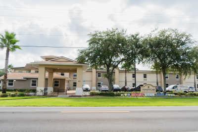 Vintage Care Senior Housing Community Exterior