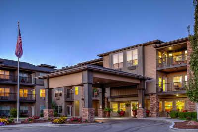 MorningStar Senior Living of Boise community exterior