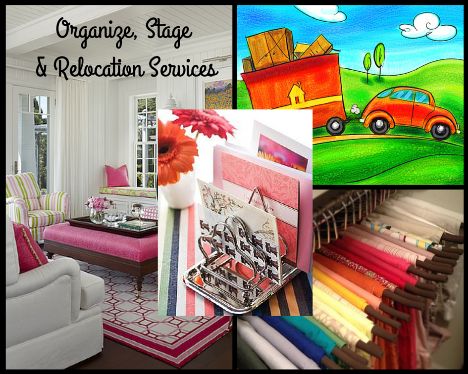 Organize and Stage Your Home